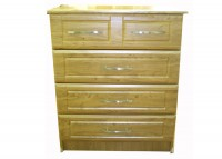 Nore Oak Chest Of Drawers