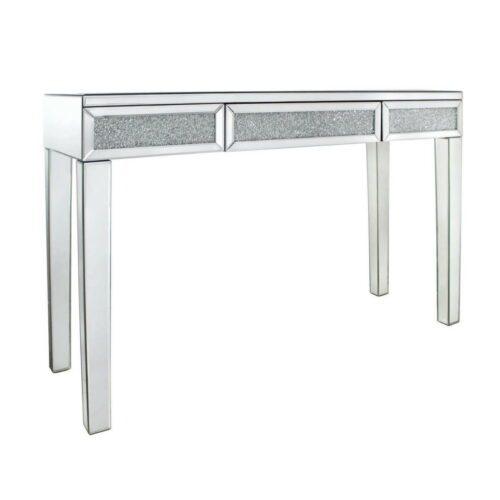 Milano Mirror Console Table