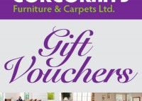 Corcorans Furniture Gift Vouchers