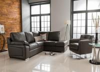 Manlow Leather Cornor