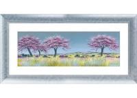 Blossom Trees Panel