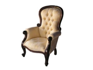French Grandfather Chair (CACH2)