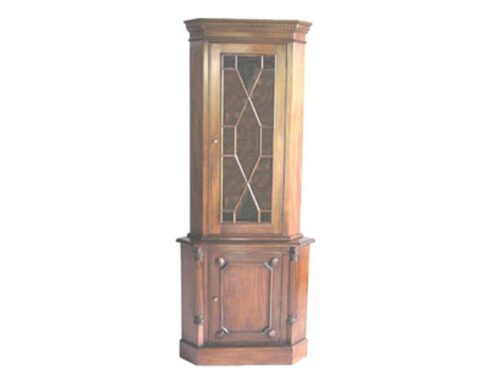 French 1 Door Corner Display Unit (CNR1)