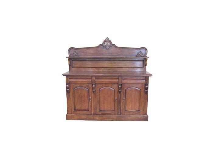 French 3 Door Chiffonier Sideboard (SD24)