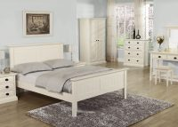 Kerry Cream Bedroom Furniture