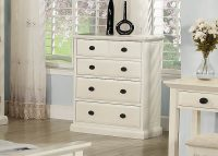 Kerry Cream Chest of Drawers