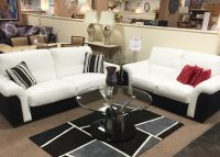 Arno Leather Suite