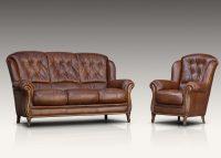 Terni Leather Suite