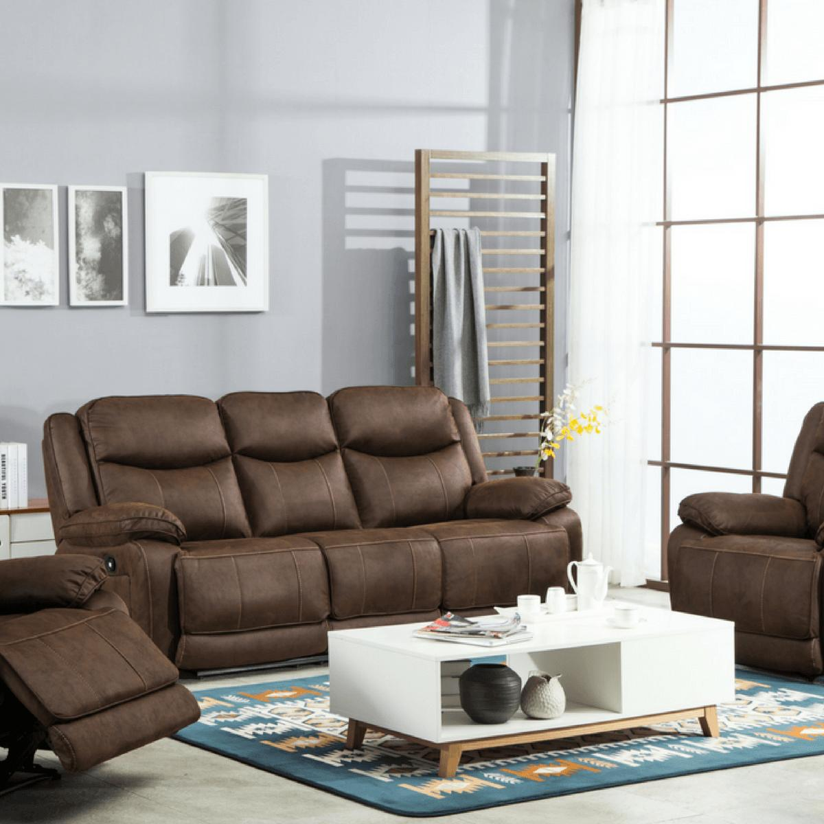 Plymouth 2 Seater - Recliner