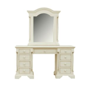 Amster Kneehole Dressing Table