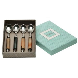 Nisha Coffee Spoon Set