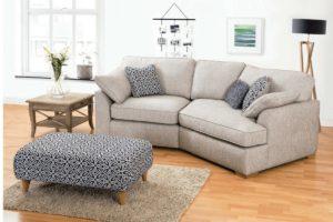 Loretta K End Sofa