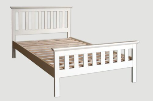 Kerry Cream Bedframe