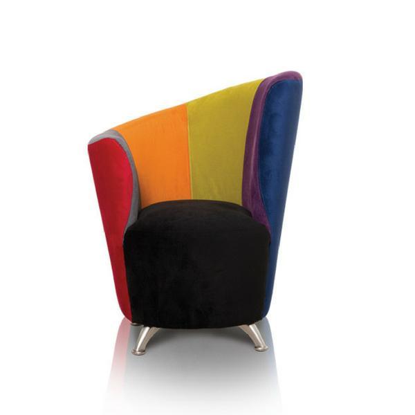 Fanya Curve Chair