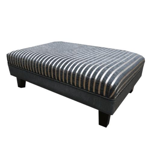 fabric footstools in Ireland