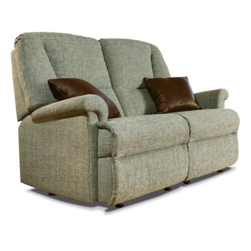 Milburn 2 Seater - Standard Fixed