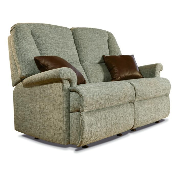Milburn 2 Seater - Standard Fixed