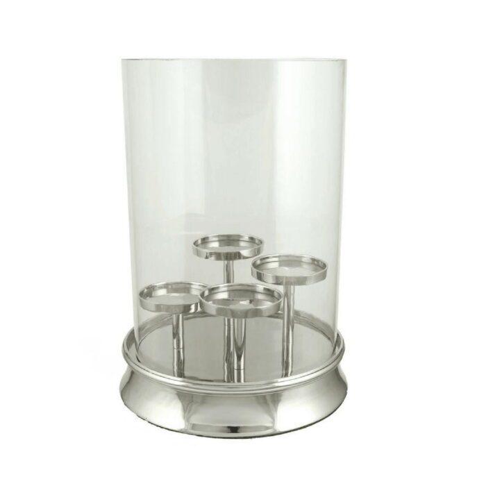 4 Pillar Candle Hurricane