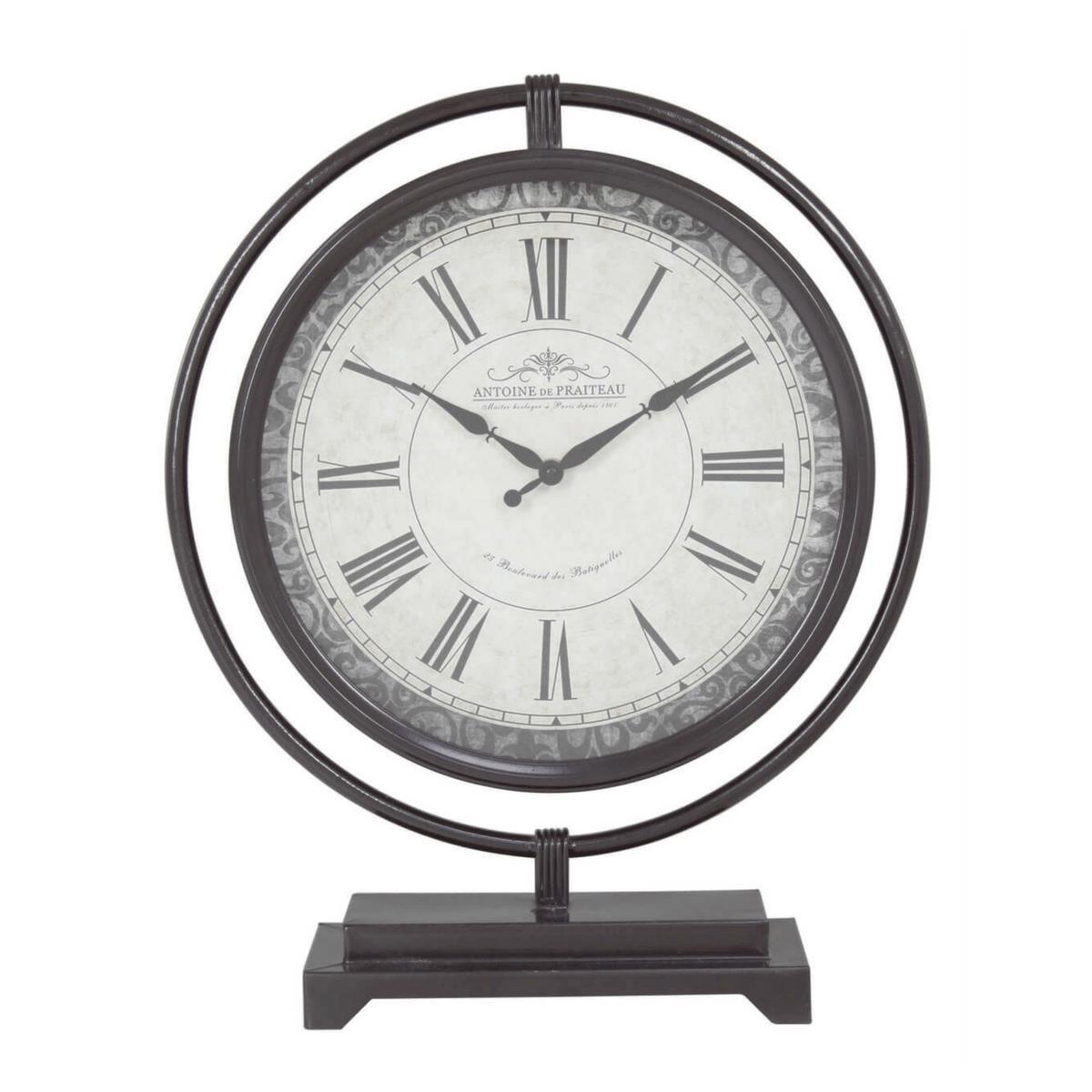 Vintage Globe Clock