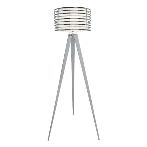 Chrome Hollywood Floor Lamp