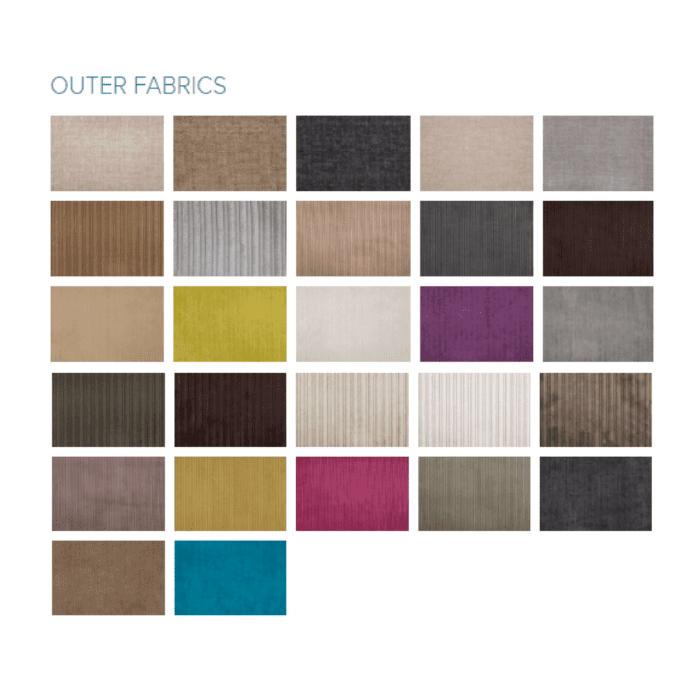 April Main Fabrics