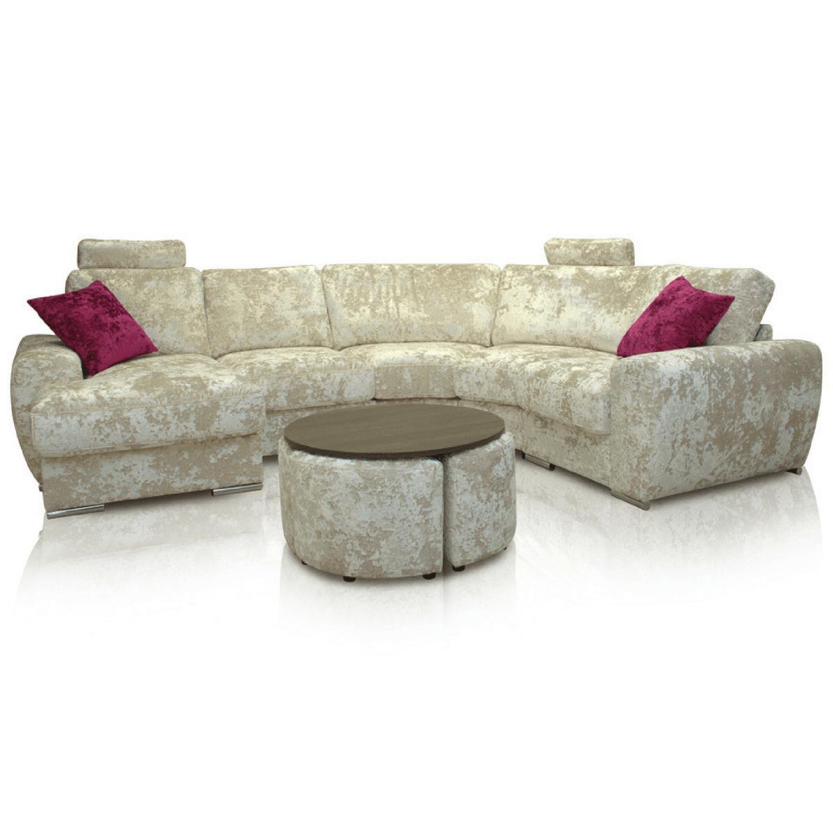 Garliava Corner Chaise