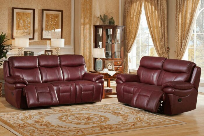 Chicago 2 Seater - Recliner