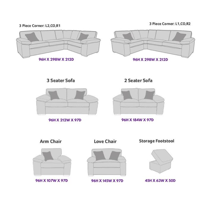 April Size Guide