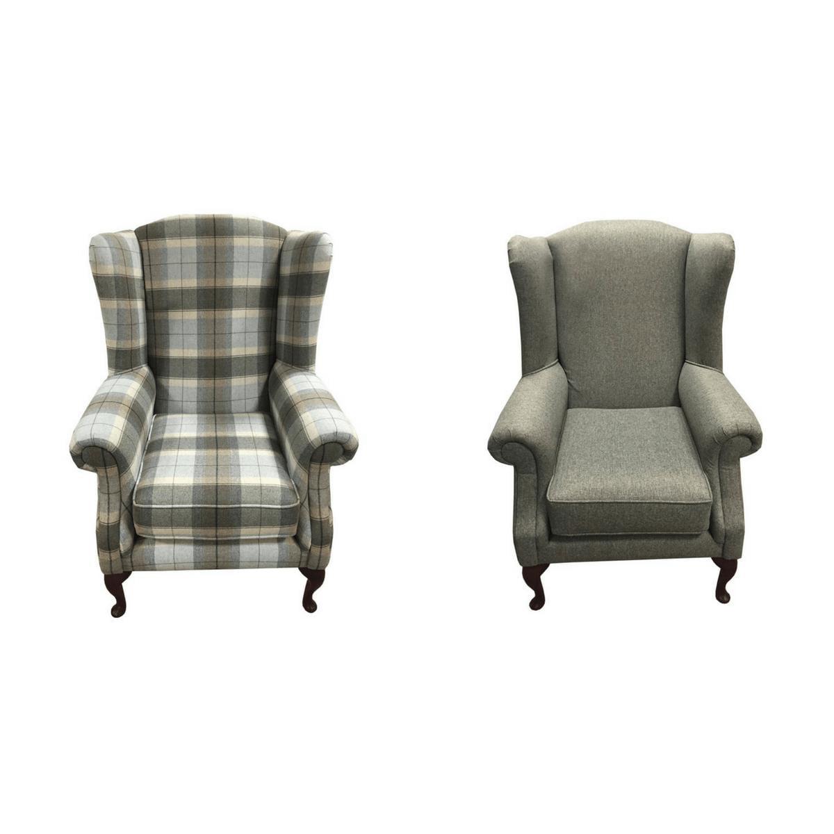 Eden Queen Ann Chair