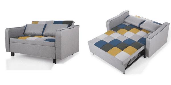 Aidan Sofa Bed available at Corcoran's Furniture & Carpets