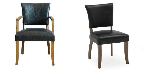 Dinas Dining Chairs available at Corcoran's Furniture & Carpets