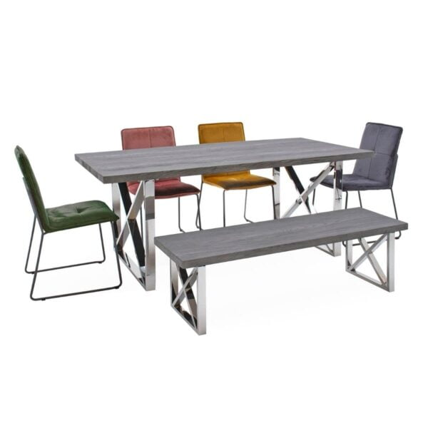 Tammy Dining Table available at Corcoran's Furniture & Carpets