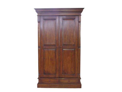 Classic 2 Door Wardrobe