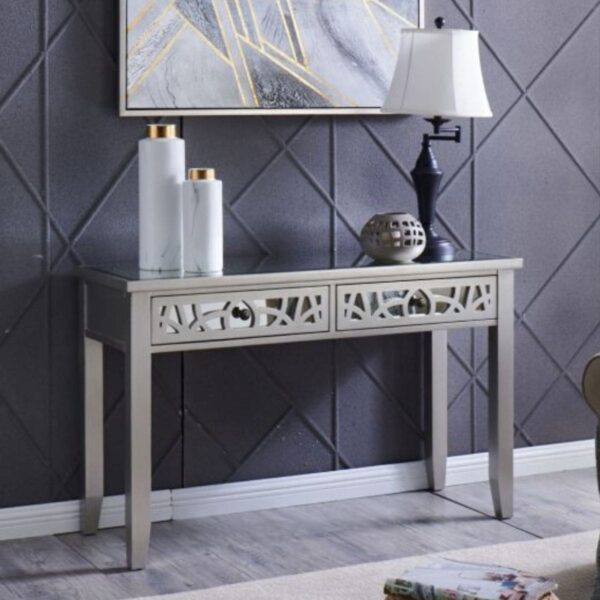 Gallo Console Table available at Corcoran's Furniture & Carpets