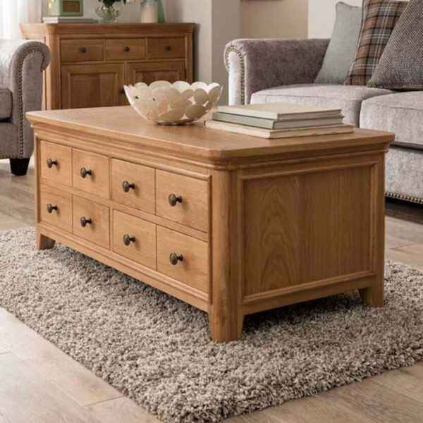 Cassandra Coffee Table available at Corcoran's Furniture & Carpets