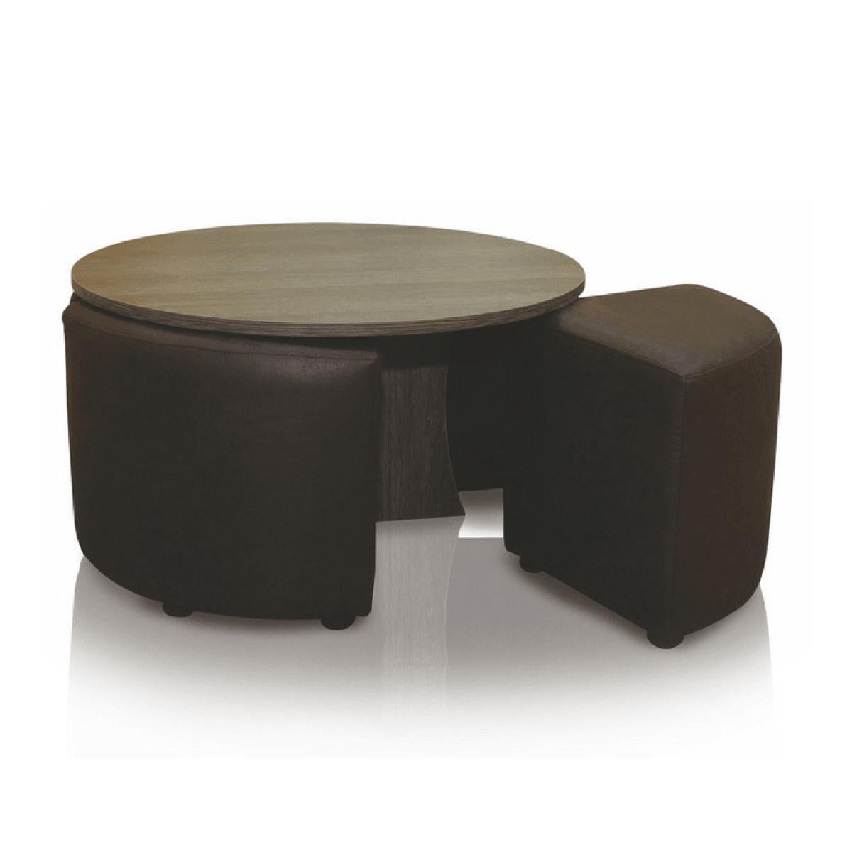 - Jay Table With Stools - Corcorans Furniture & Carpets
